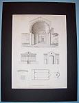 Basilique De St Saba, A. Rome