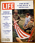 Life Magazine-July 4, 1970-Fourth Of July Special
