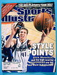 Sports Illustrated Magazine-May 6, 2002-Dirk Nowitzki