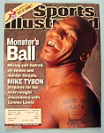 Sports Illustrated Magazine-May 20, 2002-Mike Tyson