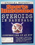 Sports Illustrated Magazine-June 3, 2002-Steroids