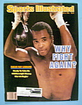 Sports Illustrated Magazine-Sept 8, 1986-Sugar Ray
