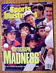 Sports Illustrated Magazine-August 13, 1990-Autographs