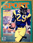 Sport Magazine-August 1984-The 1984 NFL Preview