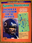 Sports Illustrated Magazine-January 27, 1986-Singletary