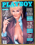Click to view larger image of Playboy Magazine-March 1987-Marina Baker (Image1)