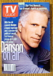 TV Guide-December 7-13, 2002-Becker: Ted Danson