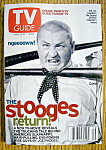 TV Guide-April 15-21, 2000-Curly (Stooges Return)