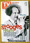 TV Guide-April 15-21, 2000-Larry (Stooges Return)