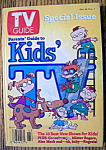 TV Guide-October 26-November 1, 1996-Kids' TV