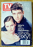 TV Guide-November 23-29, 1996-Carey Lowell