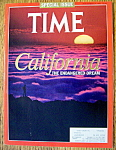 Click to view larger image of Time Magazine-November 18, 1991-California (Image1)