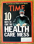 Click to view larger image of Time Magazine-November 25, 1991-Health Care Mess (Image1)