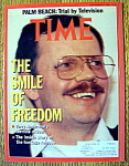 Time Magazine-December 16, 1991-Terry Anderson