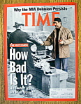 Time Magazine-January 13, 1992-The Recession