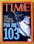 Time Magazine-April 27, 1992-Pan Am 103