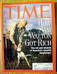 Time Magazine-June 15, 1992-Sam Walton