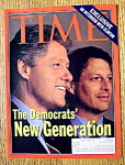 Click to view larger image of Time Magazine-July 20, 1992-Bill Clinton & Al Gore (Image1)