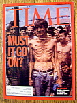 Time Magazine-August 17, 1992-The Balkans-Must It Go On