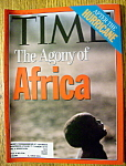 Time Magazine-September 7, 1992-Agony Of Africa