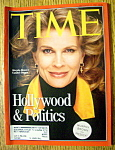 Time Magazine-September 21, 1992-Candice Bergen