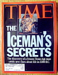 Time Magazine-October 26, 1992-Iceman & Rush Limbaugh