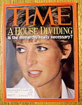 Time Magazine-November 30, 1992-Princess Diana