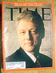 Time Magazine-January 4, 1993-Bill Clinton