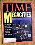 Time Magazine-January 11, 1993-MegaCities
