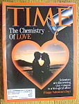 Click to view larger image of Time Magazine-February 15, 1993-Chemistry Of Love (Image1)