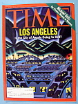 Time Magazine-April 19, 1993-Los Angeles