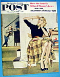 Saturday Evening Post Magazine-February 9, 1957