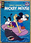Walt Disney's Mickey Mouse Comic #101 - June 1965