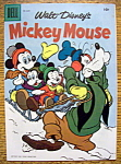 Click to view larger image of Walt Disney's Mickey Mouse Comics #52 Feb. - March 1957 (Image1)