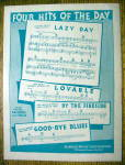 Click to view larger image of Sheet Music For 1932 If You Were Only Mine (Image4)