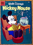 Click to view larger image of Walt Disney's Mickey Mouse Comic #45 - Dec-Jan 1956 (Image1)