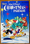 Click to view larger image of Walt Disney's Christmas Parade Comic #2 - Winter 1989 (Image1)
