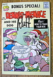 Dennis The Menace Comic #14-Summer 1963-Train Dog