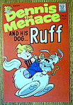Dennis The Menace Comic #1-Summer 1961-His Dog Ruff