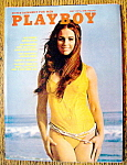 Playboy Magazine-July 1971-Heather Van