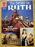 Click here to enlarge image and see more about item 12562: The Story Of Ruth Comic #1144 - 1960