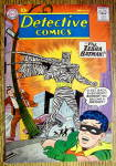 Click here to enlarge image and see more about item 12584: Detective Comics Cover-January 1960-Batman Cover