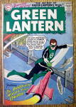 Click to view larger image of Green Lantern Comic Cover-February 1960-Green Lantern (Image2)