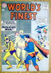 World Finest Comic Cover-December 1959-Superman/Batman