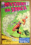 Click here to enlarge image and see more about item 12614: Mystery In Space Comic Cover-September 1961-A. Strange