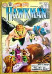Hawkman Comic Cover-May 1961-Vanishing Men