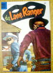 Lone Ranger Comic Cover-January 1950's