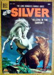 Lone Ranger's Horse Silver Comic Cover-July-Sept 1950's