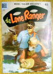 Click to view larger image of Lone Ranger Comic Cover-April 1950's (Image1)