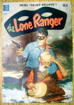 Click to view larger image of Lone Ranger Comic Cover-April 1950's (Image2)